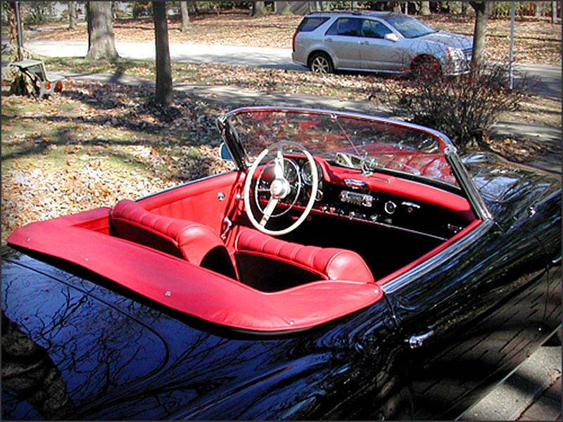 Cherry Classic Cars   Auto Restoration